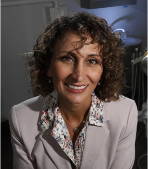 Dr. Leila Ebrahimpoor the Dentist and Director of Skyline Dental Associates