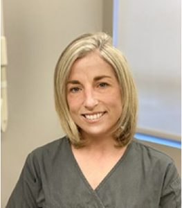 Dr. Kim Kidd the dentist at Skyline Dental Associates