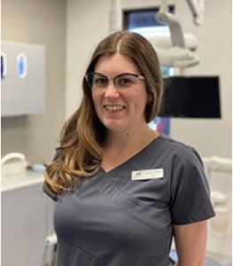 Carrie-Lynn the Dental Assistant at Skyline Dental Associates
