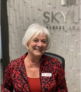Nancy the Office Manager & Treatment Coordinator at Skyline Dental Associates